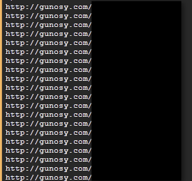 access-log-gunosy-user-names