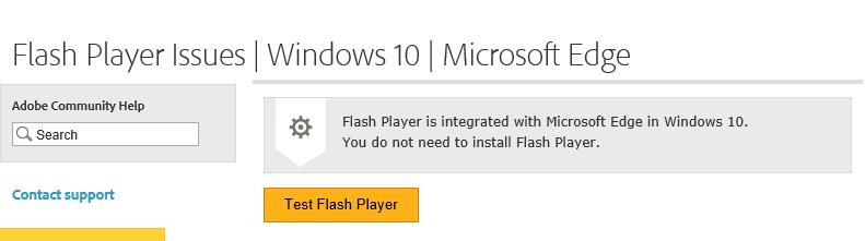download adobe flash player for windows 10 microsoft edge