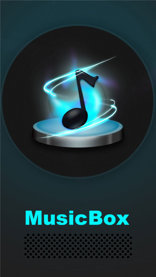 musicbox-start-up-screen
