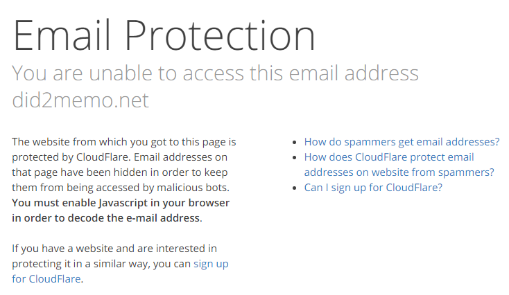 cloudflare-email-protected-email-protection