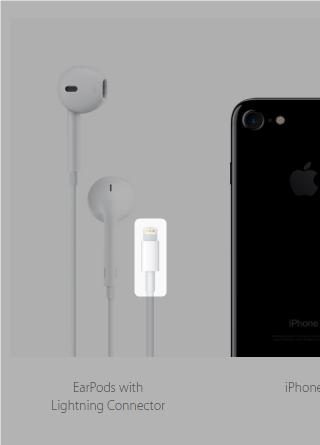 2c81e273d1 iPhone 7 付属のLightning接続イヤホンや変換アダプタは過去のiPhoneでも ...