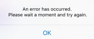 naver-line-an-error-has-occurred-error