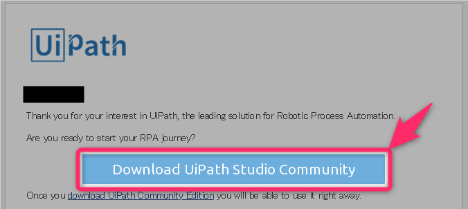uipath activation failed with error 4006
