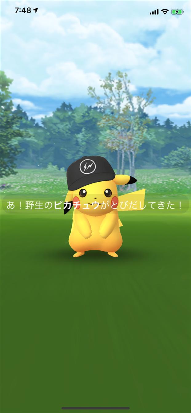 Go ピカチュウ ポケモン
